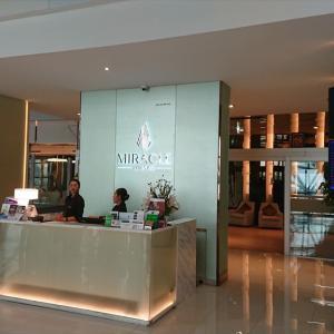 バンコク・スワンナプーム国際空港 MIRACLE FIRST CLASS LOUNGE (コンコースD) 19年9月訪問