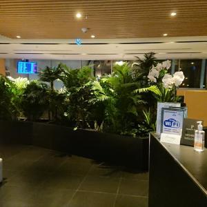 バンコク・スワンナプーム国際空港 エールフランス/KLM  SKY LOUNGE 20年3月訪問