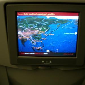 機内食回顧録シリーズ QR803 関空~ドーハ エコノミークラス