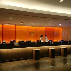 羽田空港 第一ターミナル 北ウィング JAL DIAMOND PREMIER LOUNGE 20年06月訪問