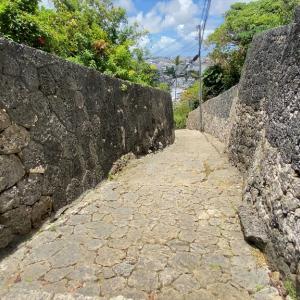 沖縄さんぽ 2020年7月 金城町石畳道  2-2