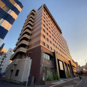リバーサイドホテル 熊本 滞在記 20年08月滞在