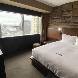 新宿グランベルホテル 滞在記 20年11月滞在 2-1