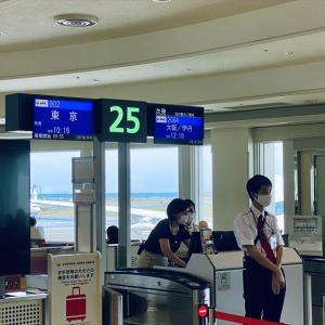 エアバスA350-900型機 JL902 沖縄(那覇)~羽田 ファーストクラス 搭乗記 02DEC20