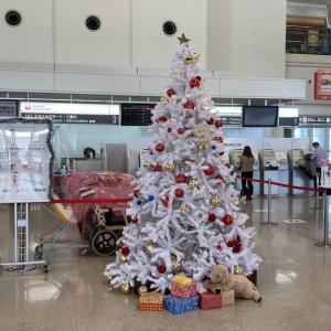 沖縄・那覇国際空港 JAL DIAMOND PREMIER LOUNGE 20年12月25日訪問