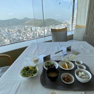 日航ホテル高知 旭ロイヤル 滞在記 21年3月滞在 2-2 朝食編