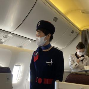 JALファンサイトtricoの「特別チャーターフライト」に参加!フライト編2