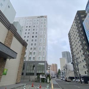 ホテルJALシティ札幌中島公園 宿泊記 2021年7月滞在