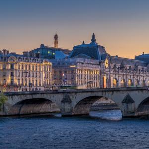 パリに行こうかなシリーズ。