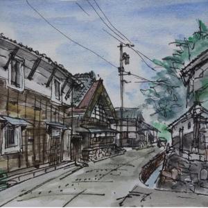 福井大野・寺町通り