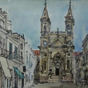 アルベロベッロ・聖メディチコズマエダミアール聖堂