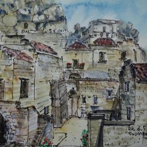 マテーラ・洞窟住居の街