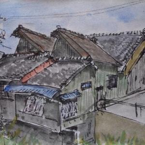 愛知一宮・のこぎり屋根の家