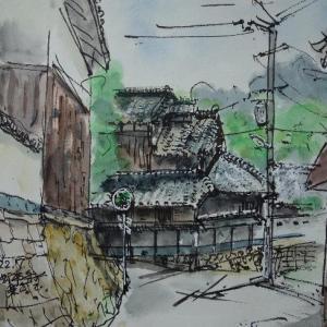 大阪交野・寺のまちなみ