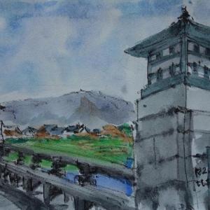 京都・北大路橋より