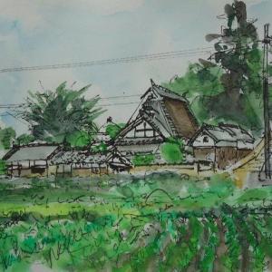 奈良生駒・大和棟の家