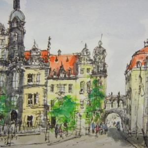 ドレスデン・城と宮殿