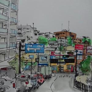 大阪吹田・千里山駅近くで