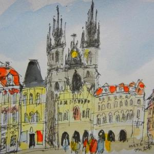 プラハ・旧市街広場