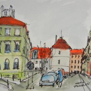 プラハ・街の様子