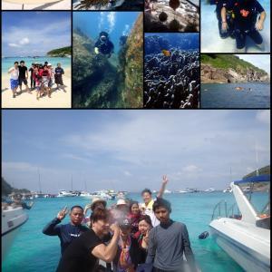 チャーターツアーで海遊びを思うままに満喫!@ラチャヤイ島