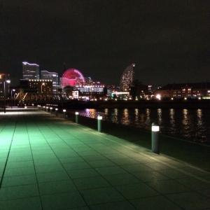 横浜  夜景  ロマンチック