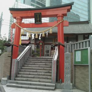 日比谷神社へ参拝