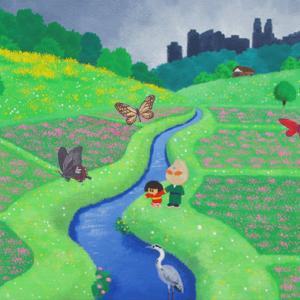 伊豆半島と関係ない話―「春の小川」と現代文明