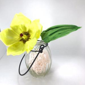 オクラ&オクラの花