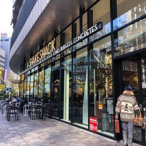 阪神百貨店梅田本店、シェイクシャックの高級ハンバーガー!