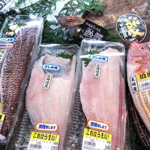 鮫鰈(サメガレイ)を初めて食べてみました!