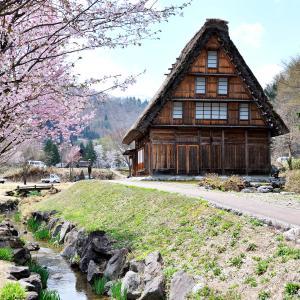 一度は訪れたい、岐阜県白川郷。