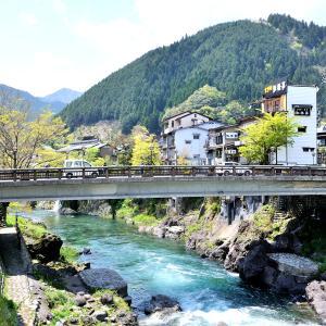 一度は訪れたい、岐阜県郡上八幡。