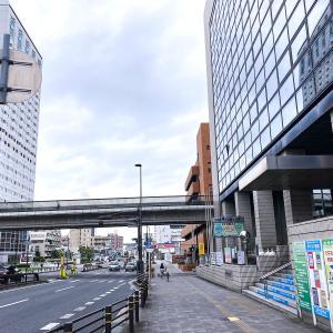 尼崎市中小企業センター1階、レストラン「マキ」さんの唐揚げ定食!