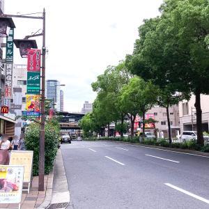 阪神福島、「燃えよ麵助」さんの味玉紀州鴨そば!