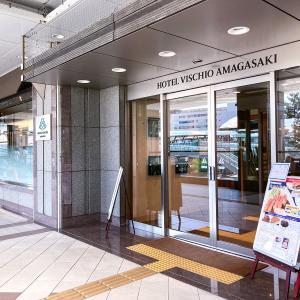 JR尼崎、カフェ&レストラン「ウエストリバー」さんのホテル洋食ランチ!