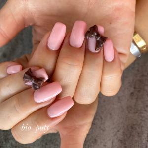 可愛らしくピンク色