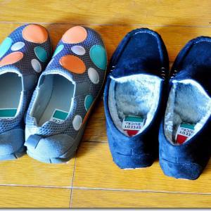 靴を買いました~