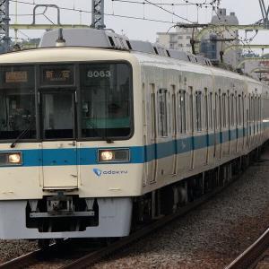 2020年8月19日 小田急線撮影