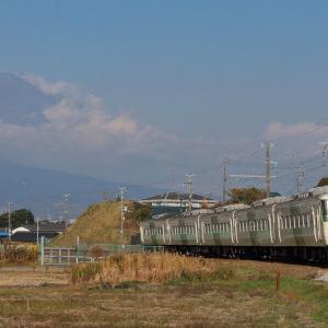 2020年12月13日 伊豆箱根鉄道駿豆線撮影