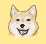 LINE絵文字の次回作は、、、 柴犬さんだよ♡