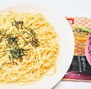 日本製粉 オーマイパスタソース 『 和パスタ好きのための 明太子かるぼなーら 』