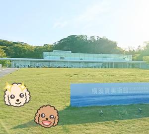 神奈川県 横須賀市 鴨居 『 横須賀美術館 』 谷内六郎氏の優しく温かい現想世界がたっぷりと味わえる♪