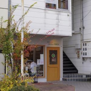 食堂カフェmaho-ROBAのフルーツサンド♪