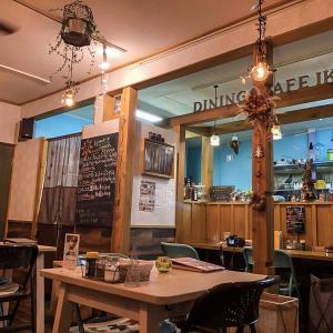 DINING&CAFE IKOIで季節の新作パフェ♪