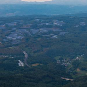 折爪岳山頂展望台からの絶景!