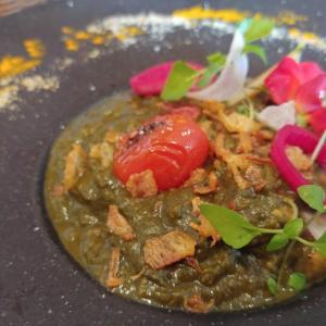 アジアン&インド料理