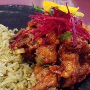 インド、アジア料理専門店
