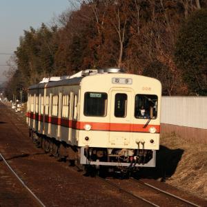 関東鉄道常総線 新守谷駅の朝ラッシュの光景
