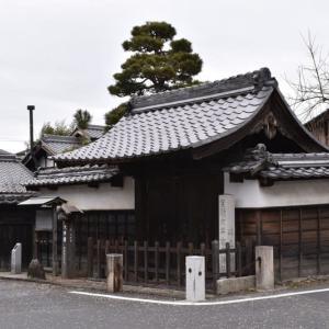 旧中山道46番目の宿場 「大井宿」